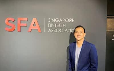 シンガポール・フィンテック協会のチア・ホックライ会長