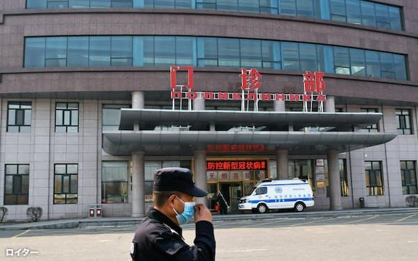 中国では手術ロボットの開発が進む=ロイター