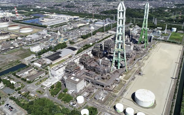 JERAは知多火力発電所7、8号機の建設計画を公表した