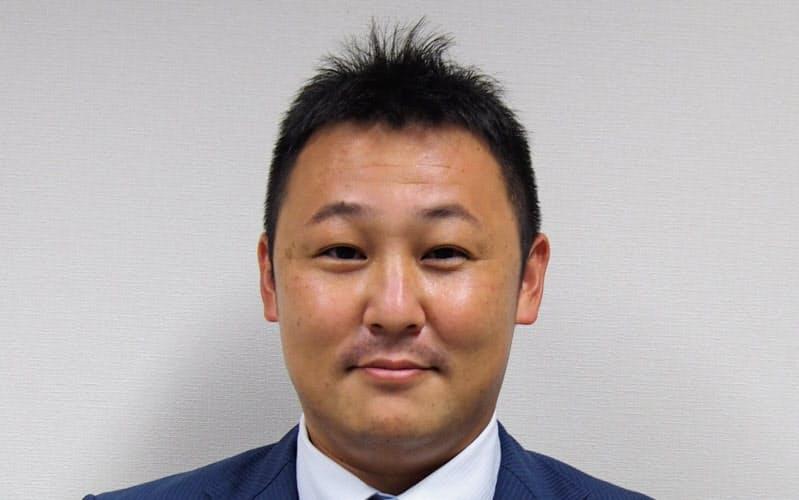 京都産業大キャリア教育センターの松本翔伍氏