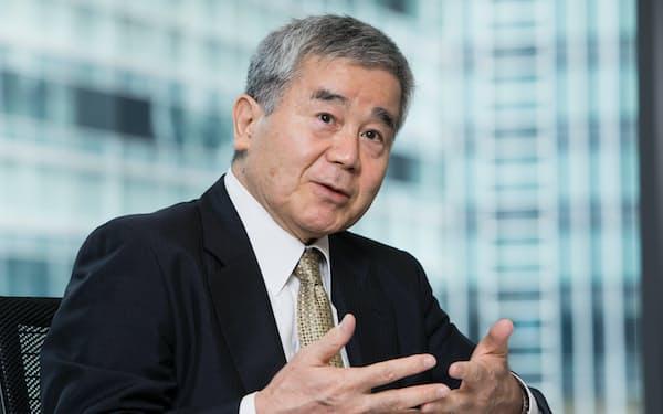佐藤隆文IFRS財団副議長