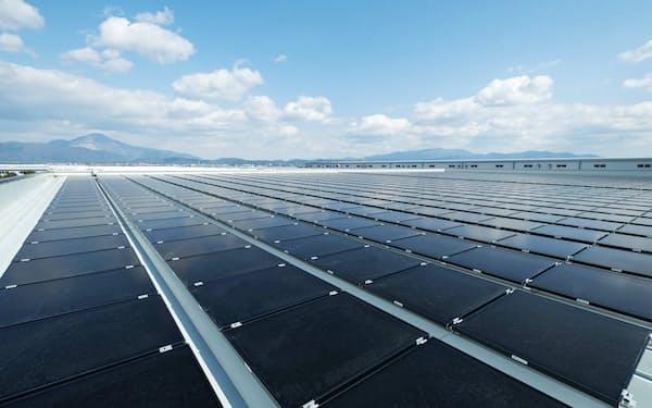 ソーラーフロンティアは千葉銀と業務提携を結んだ