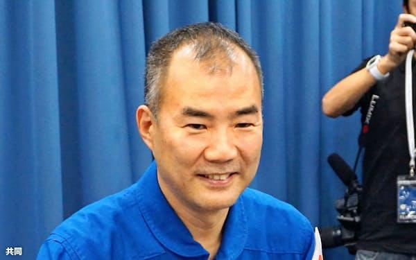 野口聡一さんが搭乗する宇宙船の打ち上げは1日延期に=共同