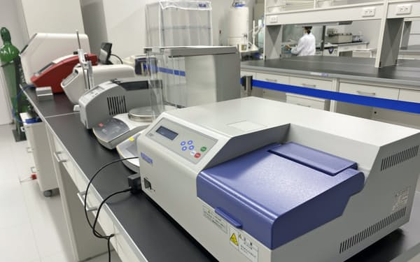 10種以上の実験設備を24時間無料で使える(神戸市)