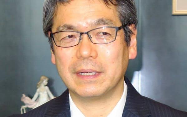 福岡銀行の五島久取締役専務執行役員