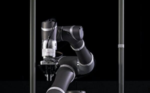 京セラは自社開発したAIを搭載した協働ロボット事業に参入する