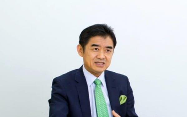 ブロックチェーン推進協会の平野洋一郎代表理事