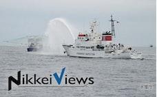中国漁船、日本のEEZ「大和堆」で急増 イカ漁不能に