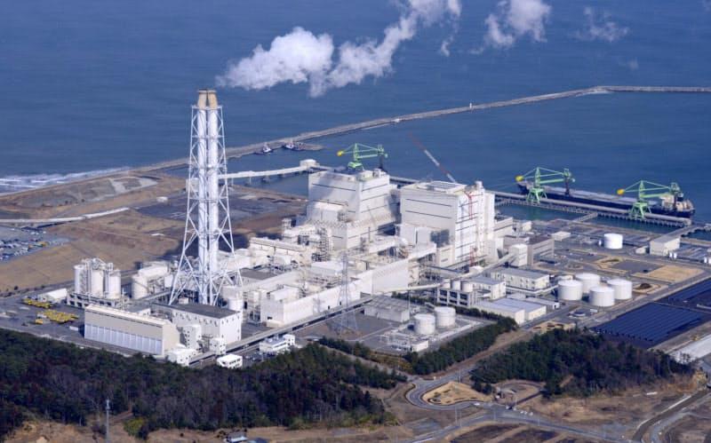 容量市場は石炭火力の温存につながるとの批判がある(福島県南相馬市の原町火力発電所)