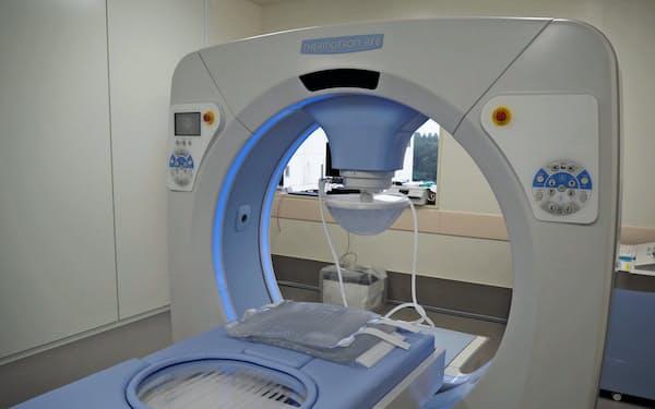 温熱療法の治療装置「ハイパーサーミア」を千葉県内で初めて導入した