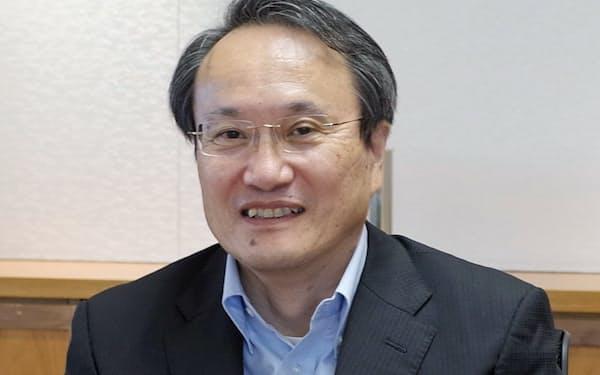 JFEの寺畑雅史副社長