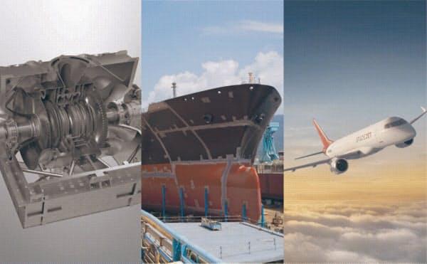 三菱重工は陸・海・空の各事業で逆風にさらされている