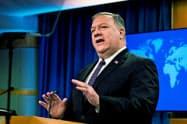 ポンペオ米国務長官はチベット問題で中国への圧力を強める=ロイター