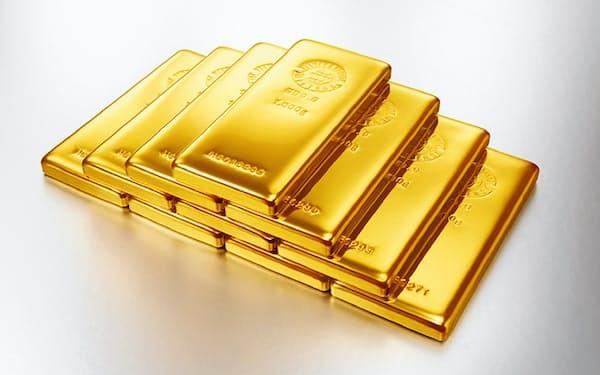 田中貴金属工業の金地金