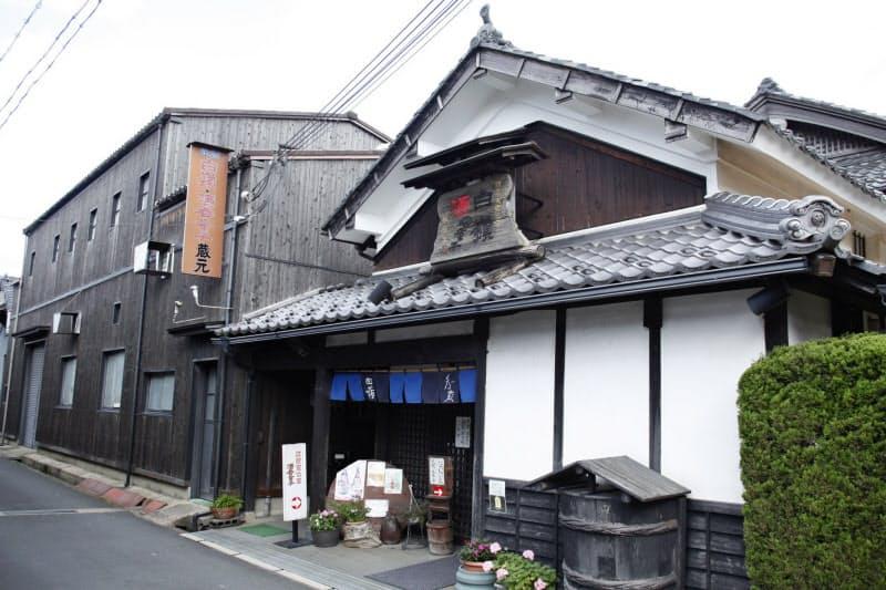 開発した飲料はハクレイ酒造(京都府宮津市)の酒蔵の香りを使う