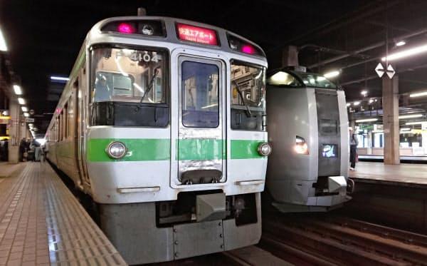 道内の普通・快速列車の普通車自由席が1日乗り放題