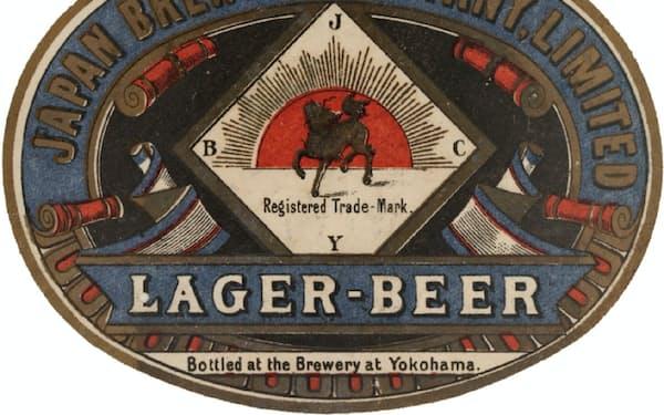1888年に登場した「キリンビール」は三菱グループの大番頭、荘田平五郎が名づけた