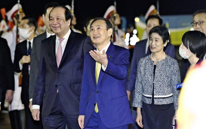 ベトナムとビジネス短期往来調整 首相きょう首脳会談