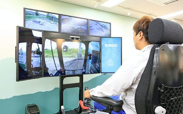 鉱山では建機の遠隔操作の需要が高まっている(写真はイメージ)