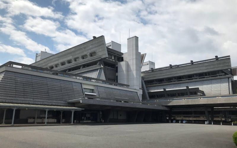 例年多くの会議が開催される国立京都12bet国际平台会館(京都市)