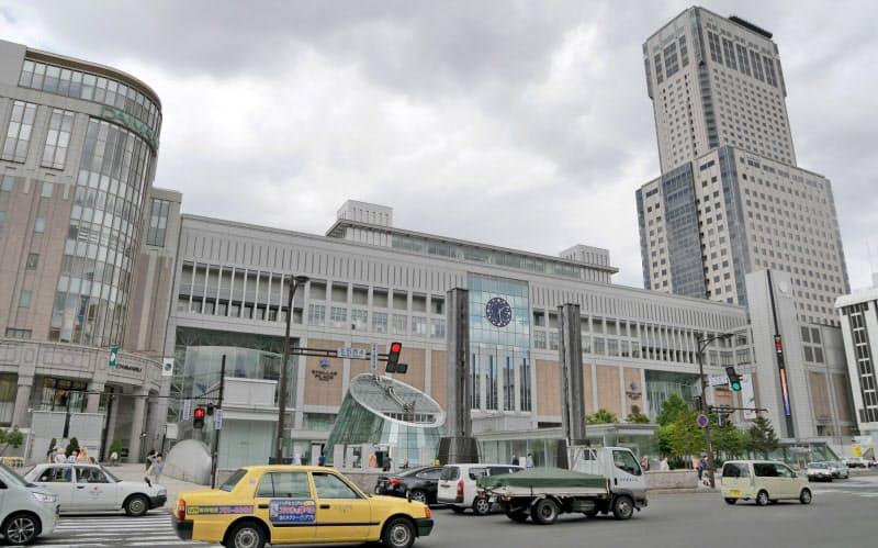 札幌駅西側エリアの街が上位となった