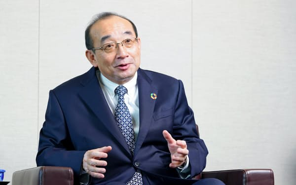 三菱地所の吉田淳一社長