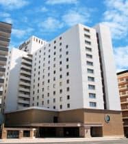コロナによる売り上げ減で閉館を決めたホテルニューヒロデン(広島市)