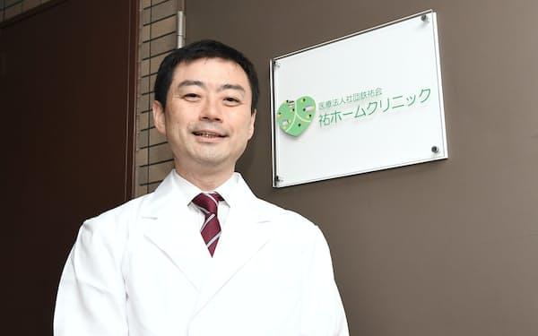 武藤真祐・医療法人社団鉄祐会理事長