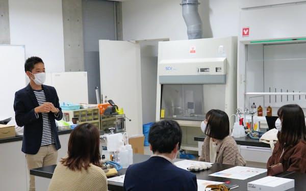 新メニューはメンバーが毎月1回程度のペースで集まりながら開発していく(9日、長野市)