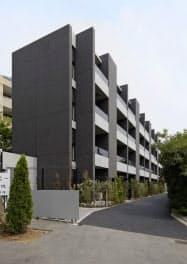 大東建託が子会社化するインヴァランスが開発した投資用マンション(東京・港)