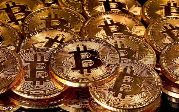 ブロックチェーン技術はビットコインを連想させた=ロイター
