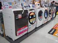 昨年9月にあった消費増税前の駆け込み需要の反動が響いた