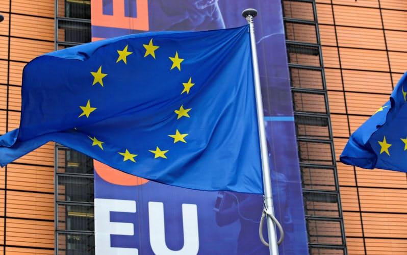 EUは2021年にかけて大量の共通債を発行する計画だ=ロイター