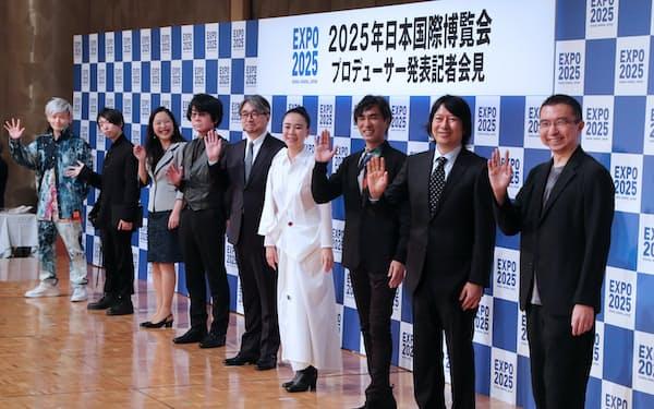 7月に決まった大阪・関西万博のプロデューサーが会場の構想を練っている段階で、建設費はまだはっきりしない