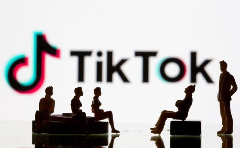 TikTokはパキスタンでも人気が高まっている=ロイター