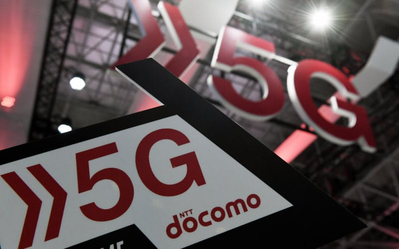 5G技術の開発や収益化ではドコモを完全子会社にするNTTとの連携も問われる