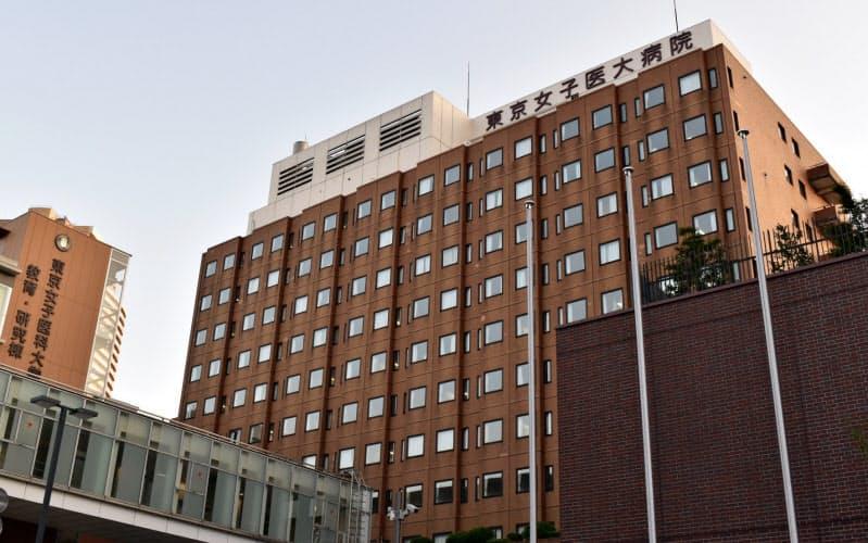 東京女子医大病院(東京・新宿)