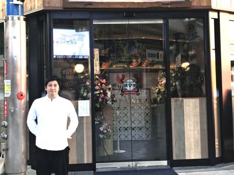 斎藤社長は宮崎市内の飲食店などで事業譲渡案件が増えると見込む
