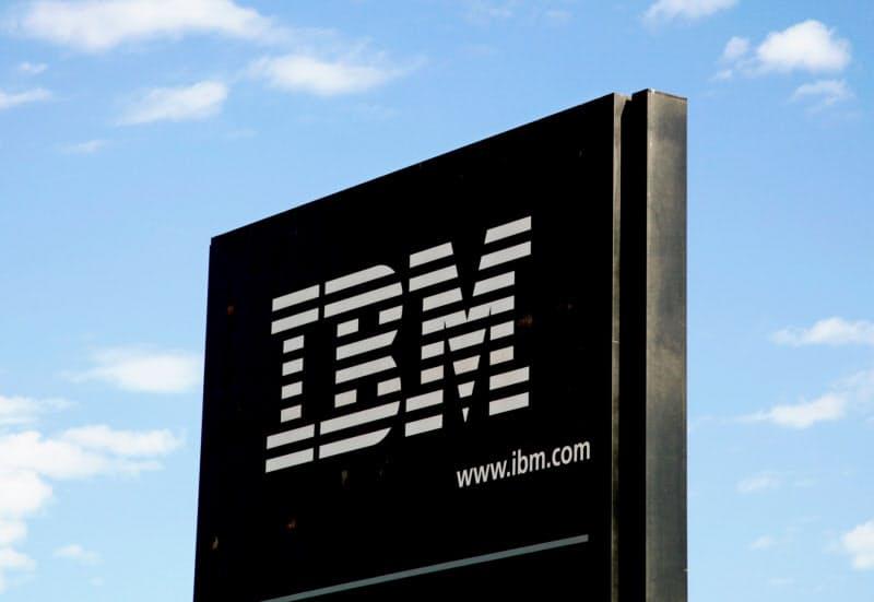 IBMのクリシュナCEOは20日の米紙のイベントでグーグルを訴えた米司法省を支持する考えを示した=ロイター