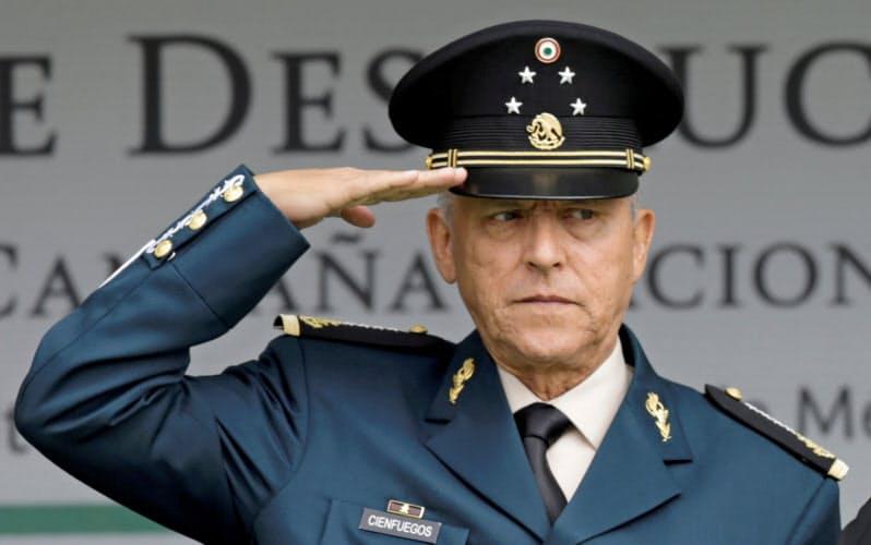 メキシコ、「国防相が麻薬マフィアの黒幕」の衝撃