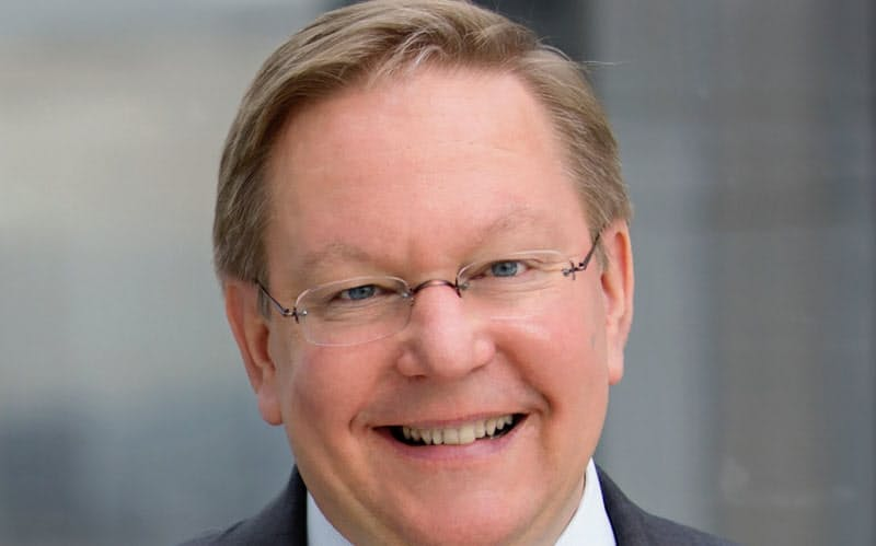 David Hunt マッキンゼー社で金融業向け助言に従事し、資産運用の世界へ