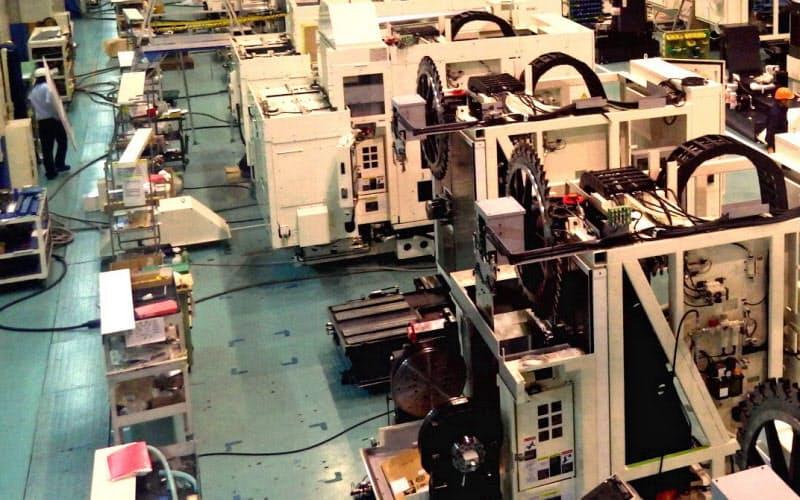 新型コロナウイルスを機に製造業のDX活用の必要性が高まる(工作機械メーカー)