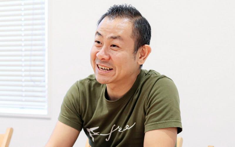 フリーの佐々木大輔CEO