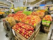 アマゾンは米ホールフーズ全店でプライム会員向けに生鮮食品のピックアップサービスを始める