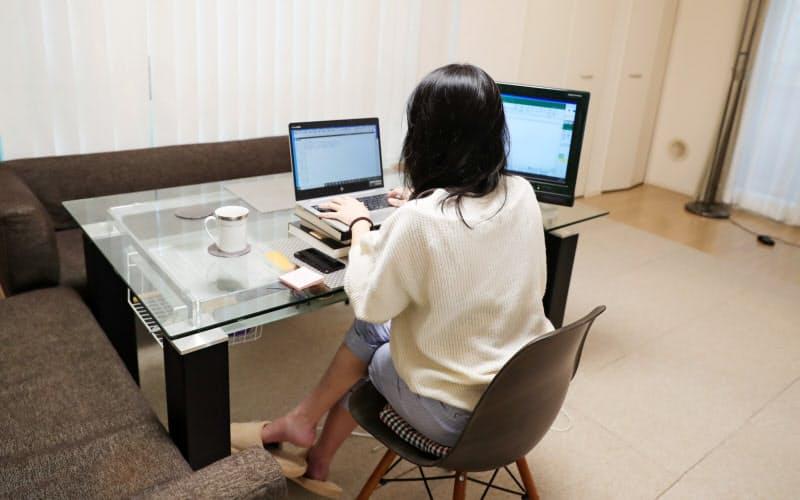 テレワークを導入する勤務先ならば部屋探しや家具選びは「テレワークしやすさ」も基準になり得る