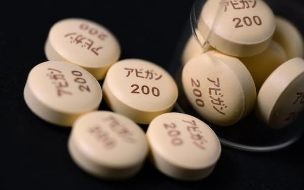 富士フイルム富山化学が開発した抗インフルエンザウイルス薬「アビガン」