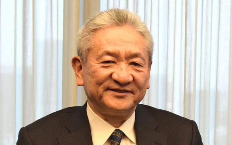 三菱UFJモルガン・スタンレー証券の荒木三郎社長
