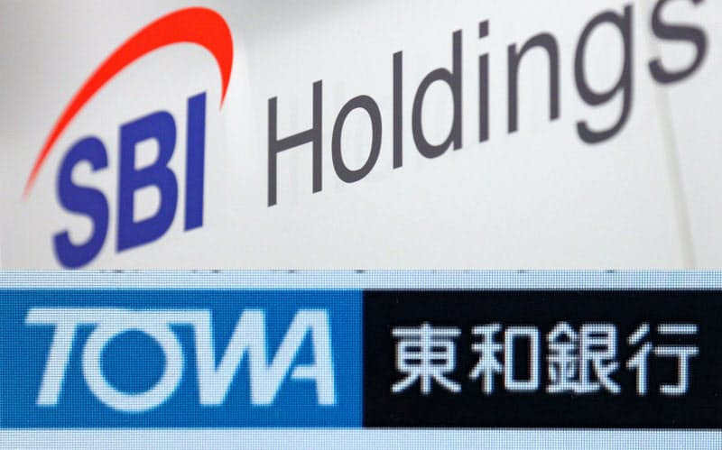 SBI、群馬の東和銀行と資本提携 地銀出資は5行目