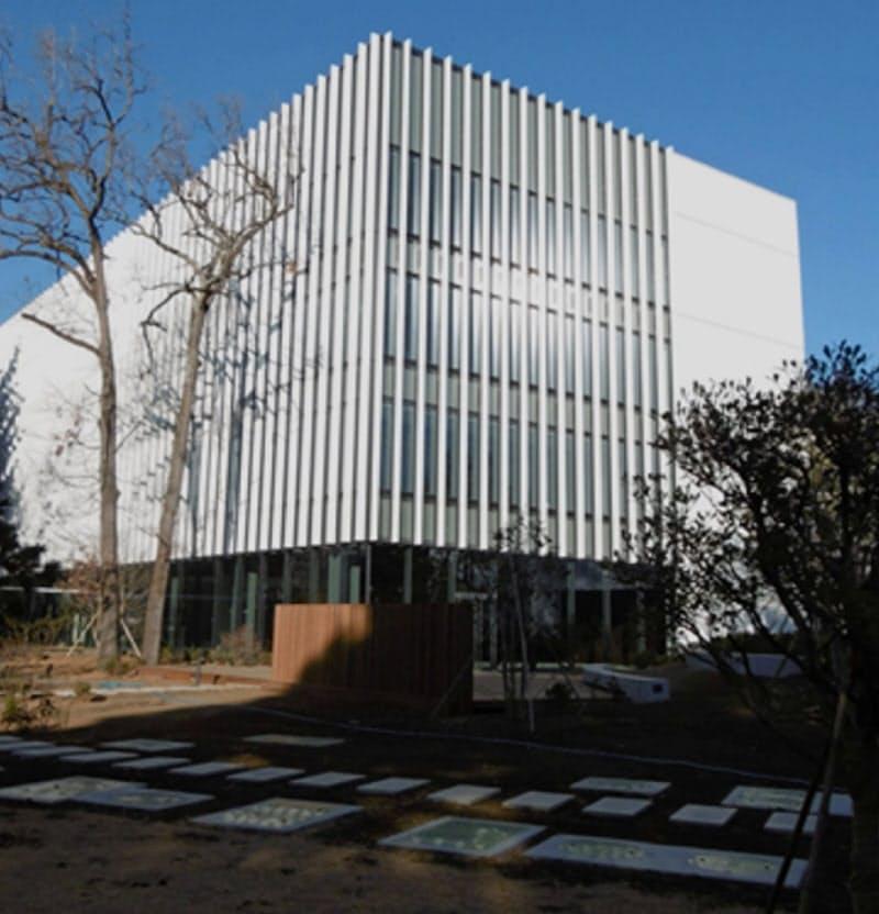 ローカル5Gの実証環境を開設した中央研究所内(東京都国分寺市)