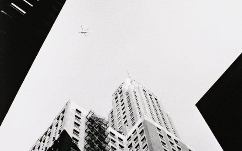 石元泰博「シカゴ 街」(1959~61年、東京都写真美術館蔵)(C)高知県, 石元泰博フォトセンター